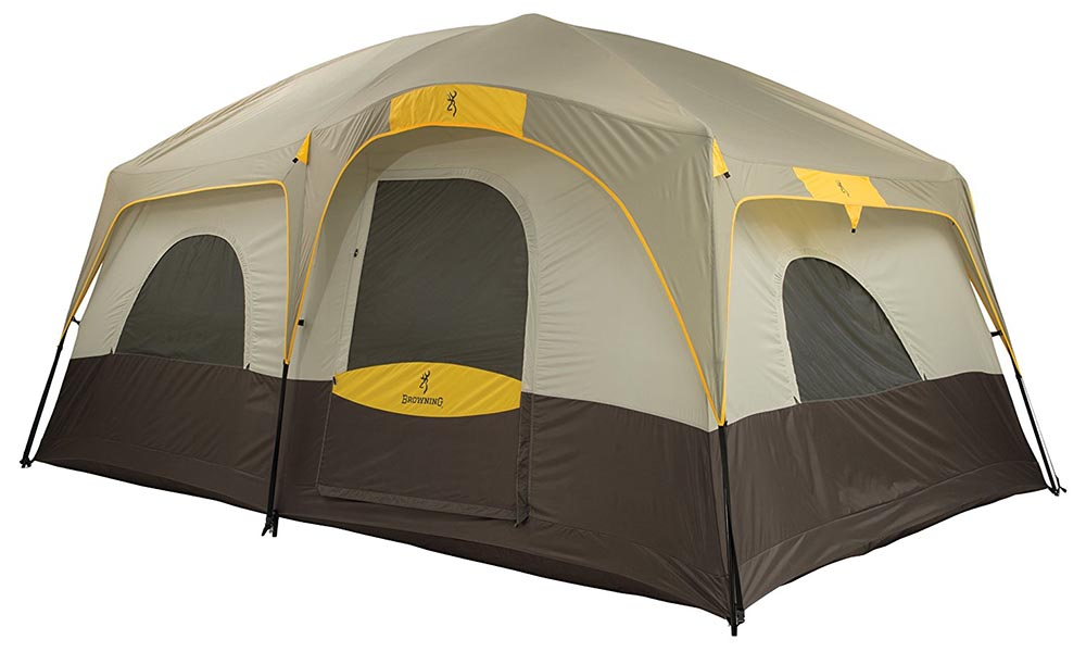 sc 1 st  Tents and C& Gear & Browning Big Horn Family/Hunting Tent Review | TentsAndCampGear.com