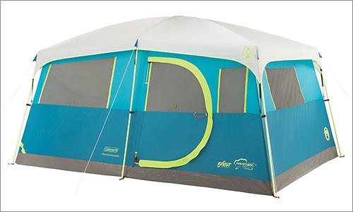 BUY IT ON AMAZON & The Best 8 to 10 Person Family Camping Tents 2018