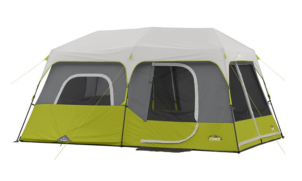 sc 1 st  Tents and C& Gear & Core 9 Person Instant Cabin Review | TentsAndCampGear.com