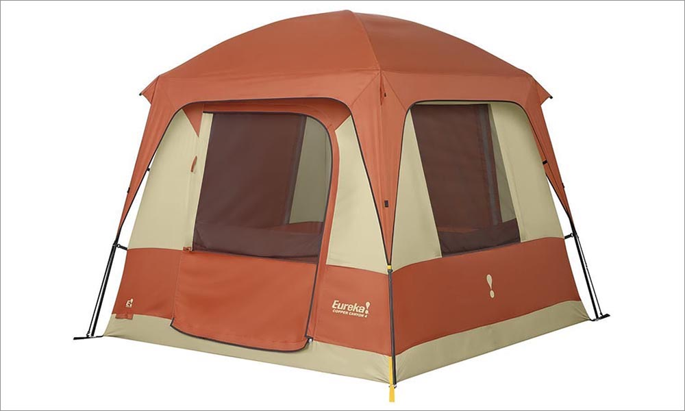Eureka Copper Canyon 4 Person & The Best 4 to 6 Person Tent of 2018 - Reviews Guides Top Picks