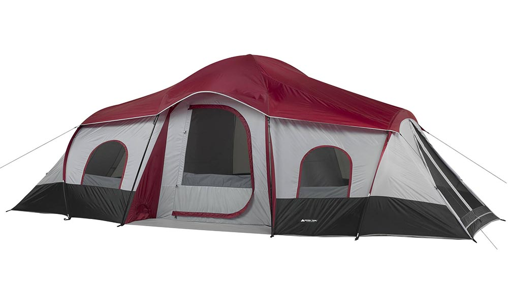 sc 1 st  Tents and C& Gear & Ozark Trail 3 Room XL Family Cabin Review | TentsAndCampGear.com