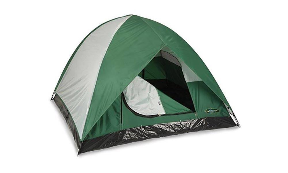 sc 1 st  Tents and C& Gear & Stansport McKinley 2 Pole Dome Tent Review | TentsAndCampGear.com