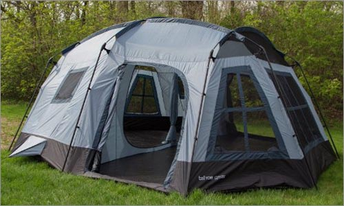 Tahoe Gear Ozark Large Family Cabin & Best 12 Person Tent 2018 - Top Rated Group Camping Tents
