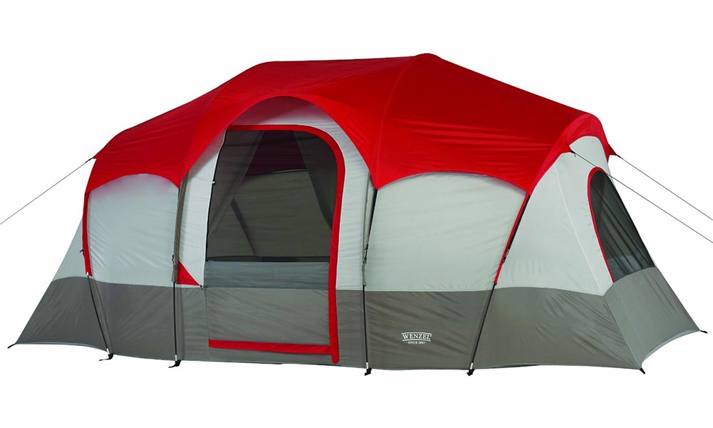 sc 1 st  Tents and C& Gear & Wenzel Blue Ridge 2 Room Tent Review | TentsAndCampGear.com