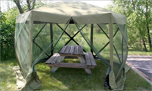 Best Kitchen Tents And Camp Canopies Of 2018 Reviews And