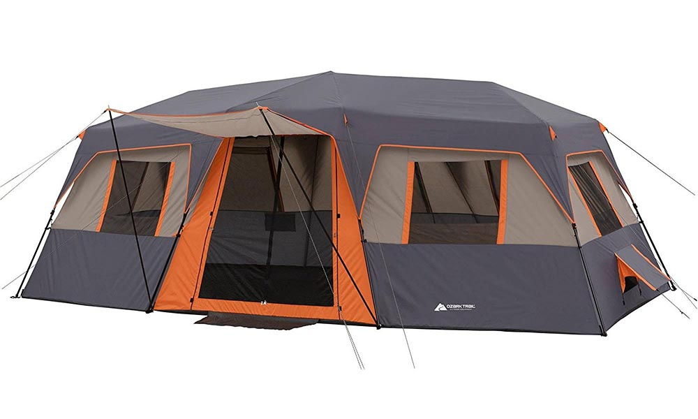 Ozark Trail Instant 20 By 10 Cabin Tent Review